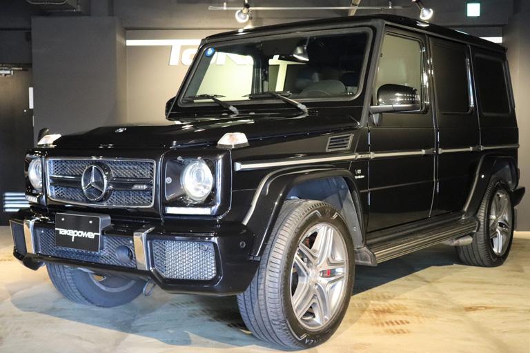 メルセデスAMG Gクラス G63 ロング 4WD