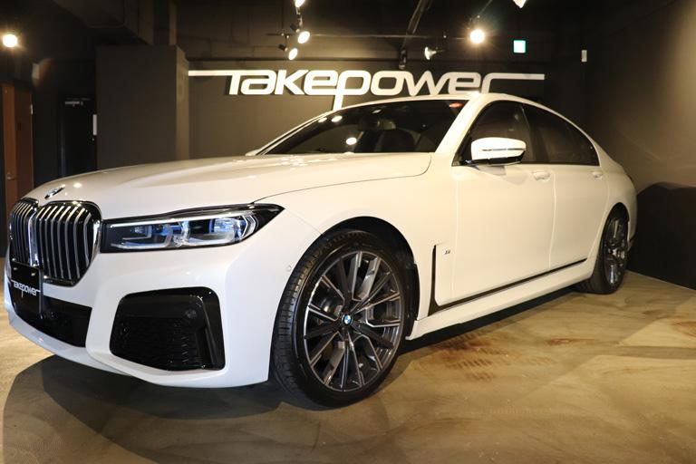 BMW 7シリーズ740d xドライブ Mスポーツ