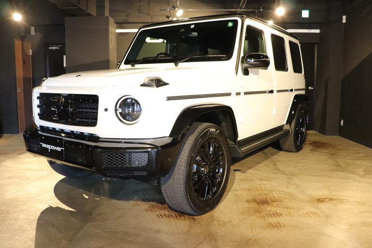 メルセデス・ベンツ GクラスG400dAMGライン4WD
