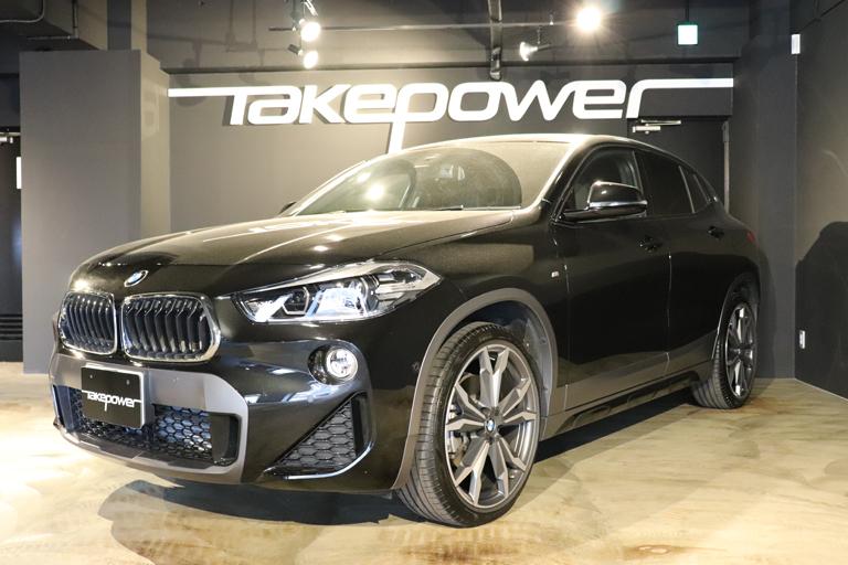 BMW X2xドライブ20i MスポーツX 4WD