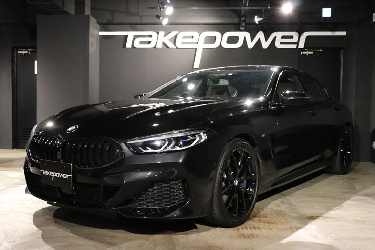BMW 840i グランクーペMスポーツ