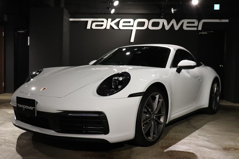 ポルシェ 911タルガ4 GTS PDK